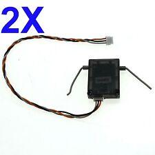 2X DSM2 Satellit RC Empfänger Spektrum kompatibel dx6i.. 2.4GHz Receiver K-132m2