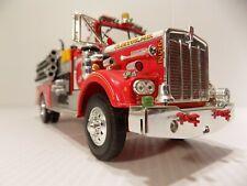 FIRST GEAR  1976 KENWORTH /PIERCE FIRE TRUCK MODEL 19-3518 NEW IN BOX