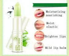 Stick à Lèvres à l'Aloe Vera 92% Hydratant PH Couleur Naturelle Baume