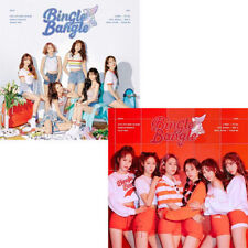 AOA BINGLE BANGLE 5th Mini Album RANDOM CD+Book+Sticker&Postcard Set+Card SEALED