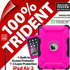 Trident Kraken Protective Case Rugged Shock Proof Cover for Apple iPad Air 2