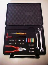 Ferrari 430 Tool Kit_Wrenches_Screwdriver_Pliers_Allen Wrench_Bulbs_Fuses OEM