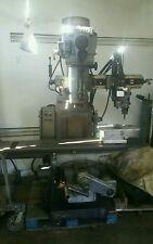 True Trace Trace Master Model 1110 Gorton 2 Axis Vertical Mill Milling Machine