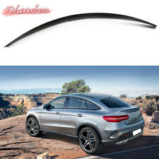 PAINTED MERCEDES BENZ GLE C292 COUPE TRUNK BOOT SPOILER 16 17 GLE63AMG