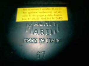NOS OEM Marelli#4056844,GN2,12V-18A Generator Volt.Reg.Fiat,Alfa,Ferrari,Lancia!