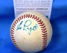 ED LOPAT Signed PSA DNA Macphail American League Baseball Authentic Autograph