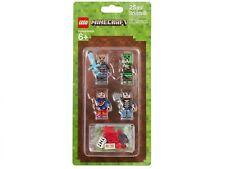 LEGO® Minecraft™ 853609 Figuren / Hüllen Set 1 - NEU & OVP -