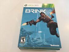 Brink (Microsoft Xbox 360, 2011) XBOX 360 NEW