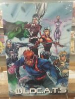 ABSOLUTE WILDCATS BY JIM LEE HC REPS #1-13 & OTHERS NEW/SEALED