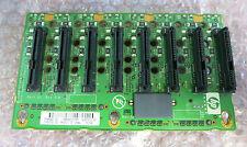 HP 449420-001 013151-001 Proliant DL580 G5 8 Slot Hard Drive Blackplan Board