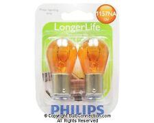 NEW Philips BC9666 1157NA Automotive 2-Pack 1157NALLB2 Bulb