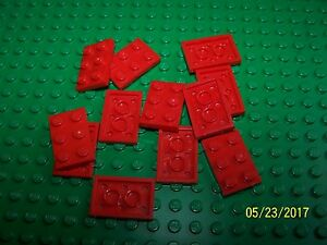 Lego 2x3 Plate Qty 12 (3021) - Pick your color