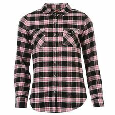 Hip Length Cotton Casual Tops & Shirts for Women