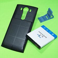 3in1 11000mAh Extended Battery Door Cover Bracket for Verizon Lg V10 Vs990 Phone
