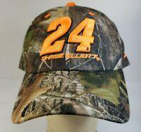 Chase Elliott #24 Camo Adjustable Hat - Made by New Era hendrick motorsports