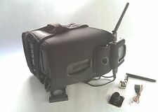 NEW Quanum V2 Goggles, 32ch OLED Receiver, Transmitter & Camera set ready 4 FPV