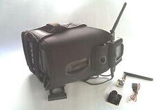 Nuevo Quanum V2 Gafas, 32ch OLED receptor, transmisor y conjunto de cámara listo 4 Fpv