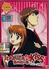 Itazura na Kiss Vol. 1-25 end Japanese Anime DVD Box Set + English Subtitles