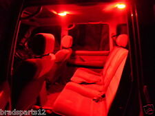 BRIGHT RED LED SMD INTERIOR LIGHT GLOBE INSERT TOYOTA 80 SERIES LANDCRUISER