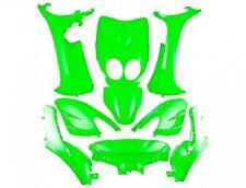 Kit carénage Capot en vert pour Yamaha Neos MBK Ovetto hors Année fab. 07.2007