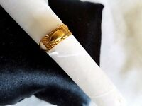 RING ELEGANT 18K GOLD WONDERFUL