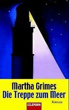 Die Treppe zum Meer. von Martha Grimes   Buch   Zustand gut