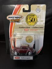 MATCHBOX COLLECTIBLES 50th ANNIVERSARY COLLECTION - 1962 VOLKSWAGEN BEETLE - BUG