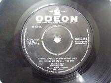 MERE APNE SALIL CHOWDHURY BOE 2294 1971 RARE BOLLYWOOD Hindi EP 45rpm RECORD vg+