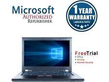 "Refurbished Lenovo ThinkPad T420S 14.0"" Intel Core i5-2520M 2.5GHz 4GB DDR3 120G"
