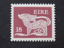 (1) MNH Irish stamp off paper-Scott # 470-Ancient dog from a brooch