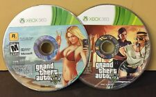 Grand Theft Auto V (Microsoft Xbox 360, 2013) #10782