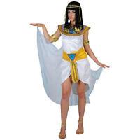 SALE Sexy Cleopatra Egyptian Ladies Clearance Fancy Dress Costume