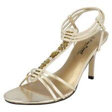Scarpe da donna cinturini , cinturini alla caviglia da infilare , Numero 37