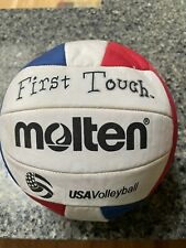 Molten V210 First Touch Volleyball, Used