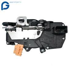 Door Lock Actuator & Latch Front Left Driver Side FL For 08-12 Malibu 07-09 Aura