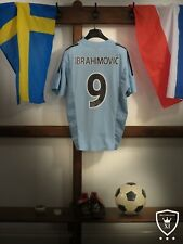 Ajax Away Shirt 2002/03 *IBRAHIMOVIC 9* Medium Vintage Rare