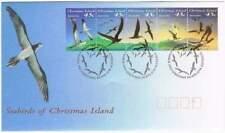 Christmas Island 1993 FDC 379-383 - Seabirds
