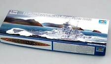 Trumpeter German Deutscher Kreuzer Prinz Eugen 1942 Modell-Bausatz 1:700 NEU kit
