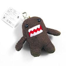 8.5cm Plush Domo Kun Doll Toy Keychain Strap Cosplay Gift JDM