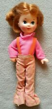 Vintage Kenner 1972 Garden Gal Doll Red Head Willow 7 Inch Doll