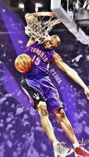 """011 Vince Carter - NBA Basketball Slam Dunk Star 14""""x24"""" Poster"""