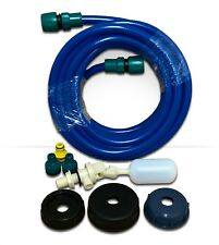 Mains Water ADAPTER for Container with 10m FOOD GRADE HOSE - Universal fittings