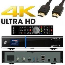 GigaBlue UHD UE 4K 2x FBC DVB-S2 Tuner ULTRA HD E2 Linux Receiver PVR Ready