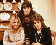 Sally Thomsett, Paula Wilcox & Richard O'Sullivan - M7264 - Man About the House
