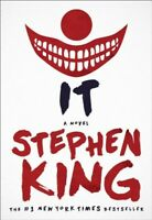 It, Hardcover by King, Stephen, Brand New, Free P&P in the UK