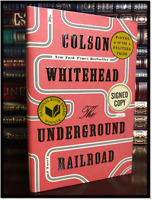 The Underground Railroad ✎SIGNED✎ by COLSON WHITEHEAD Brand New Hardback