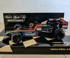 Minichamps 1:43 F1 Stefan Bellof 1984 Tyrrell Ford 012 Monaco GP