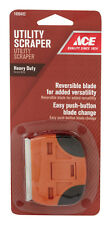 NEW! ALLWAY TOOLS Dual Edge Butterfly Steel Window Scraper GUS-A