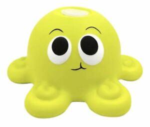 NEW Squishy Splash Octopus Sprinkler from Banzai - Neon GREEN