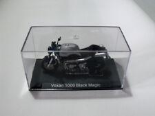Modellino Moto scala 1:22 per collezionisti VOXAN 1000 BLACK MAGIC  [N1]